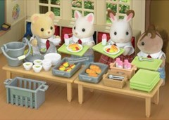 Sylvanian Families - School Lunch Set