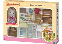 Sylvanian Families - Classic Furniture Set