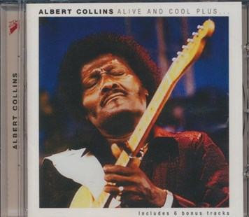 Alive and Cool Plus - CD / Album - Music Blues