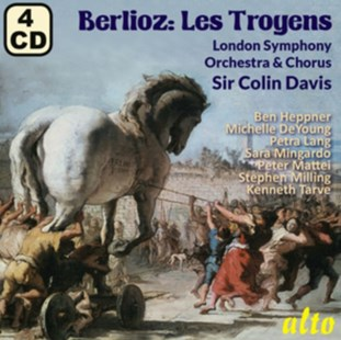 Berlioz: Les Troyens - CD / Box Set - Music Classical Music