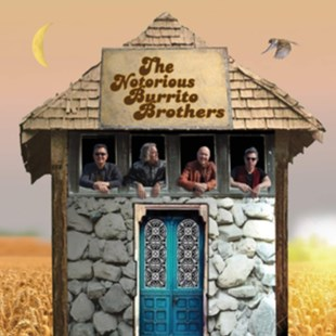 The Notorious Burrito Brothers - CD / Album Digipak - Music Country