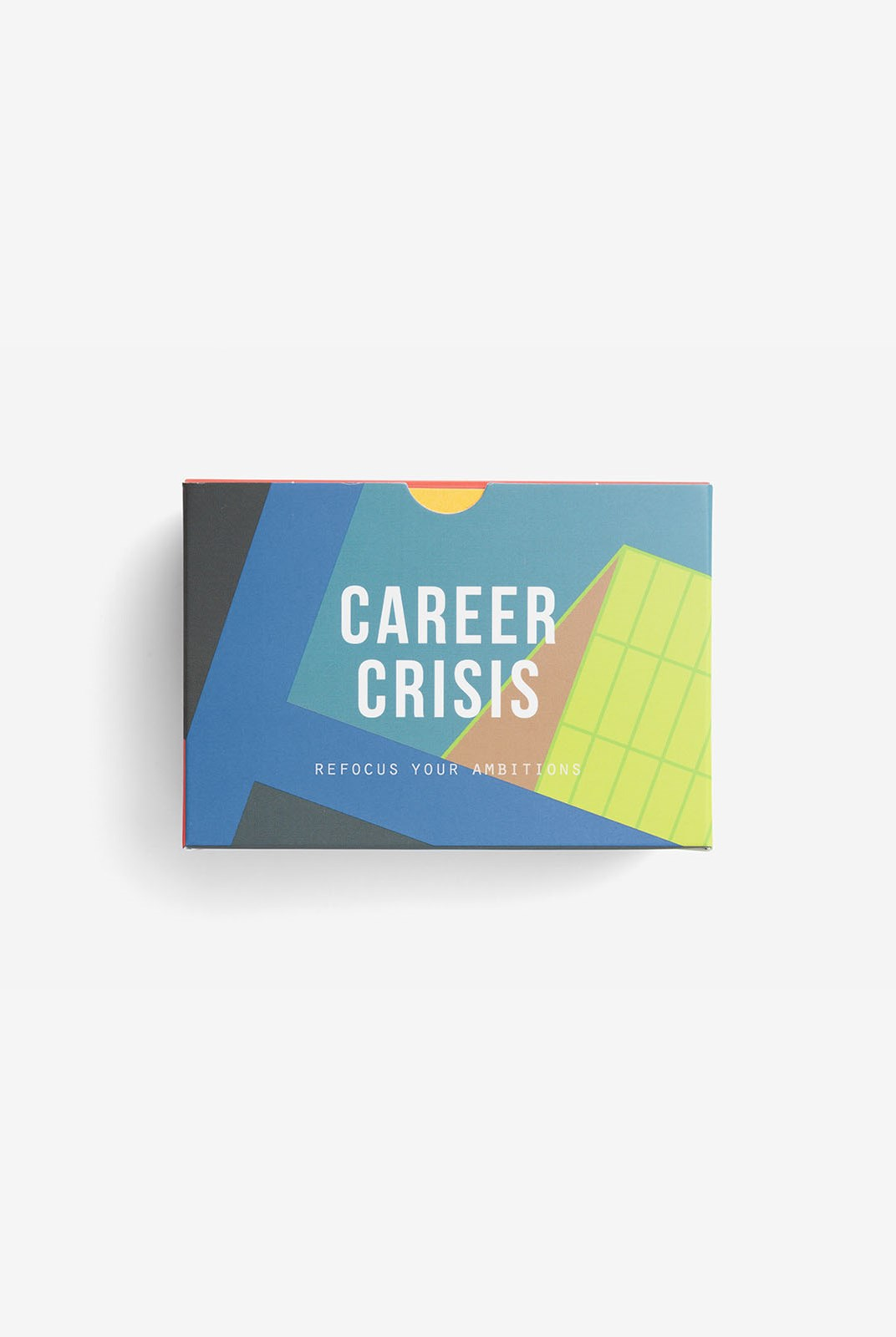 The School Of Life - Career Crisis Prompt Cards