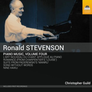 Ronald Stevenson: Piano Music - CD / Album - Music Classical Music