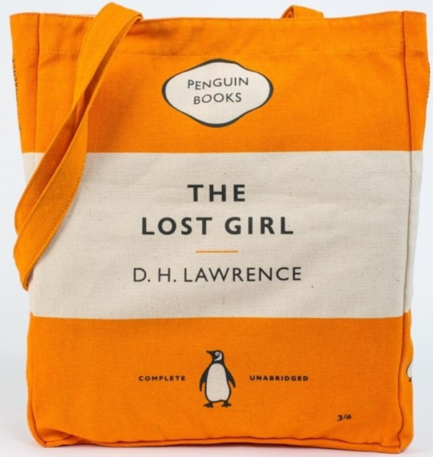 THE LOST GIRL BOOK BAG