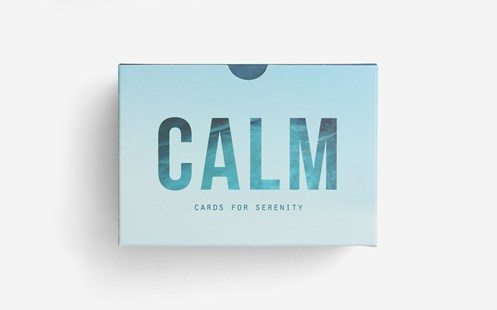 The School of Life - TSOL Calm Prompt Cards - Inspiration