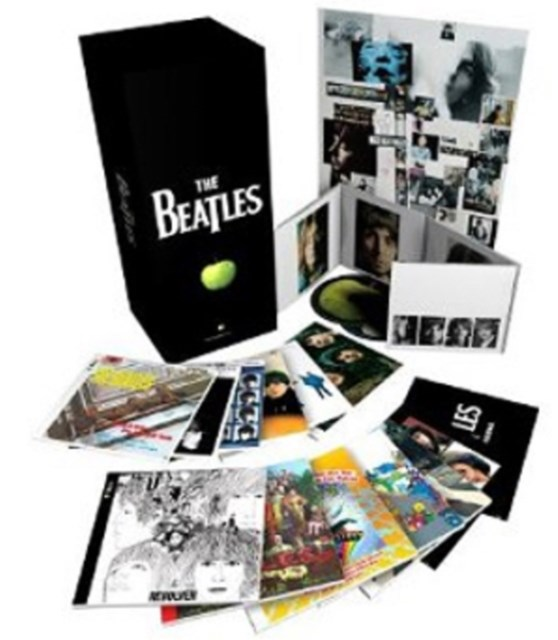 The Beatles (16 CD / DVD Box Set)