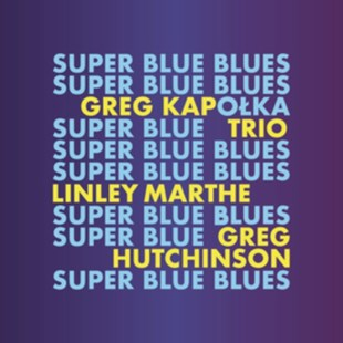 Super Blue Blues - CD / Album - Music Blues