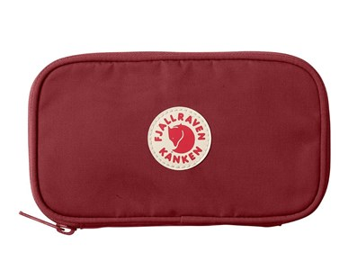 Kanken Travel Wallet Ox Red - Bags & Carry Wallets