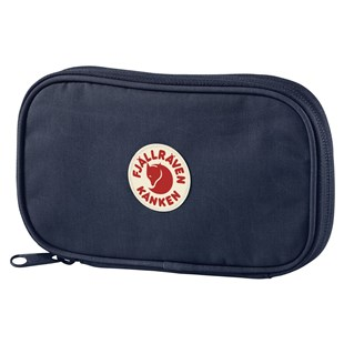 Kanken Travel Wallet Navy - Bags & Carry Wallets