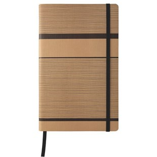 Tatami Beige Medium Ruled Notebook - Notebooks & Journals Notebook - Ruled