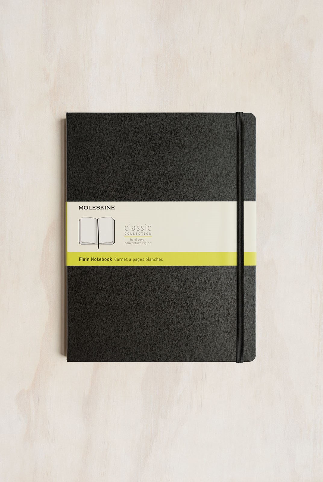 MOLESKINE EXTRA LARGE PLAIN NOTEBOOK HAR