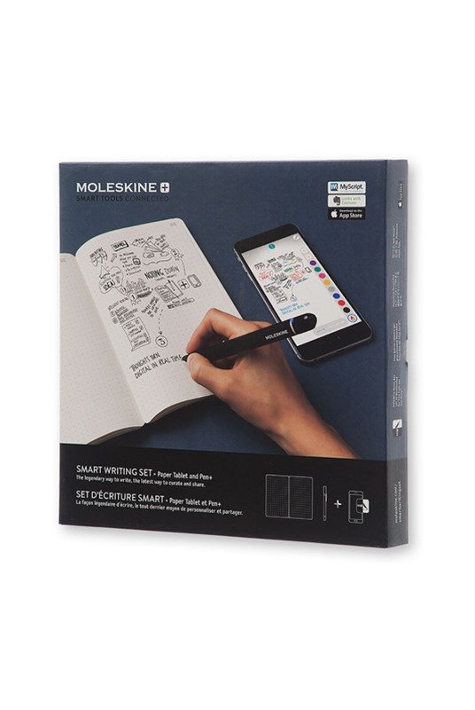 Moleskine - Smart Writing Set - Paper Tablet and Pen+