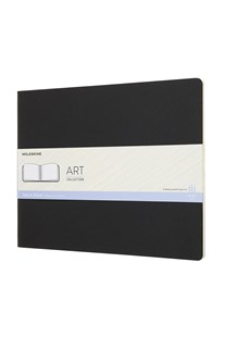 Moleskine - Sketch Album Hard Cover Notebook - Extra Large - Notebooks & Journals Notebook - Plain