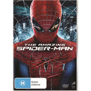The Amazing Spider-Man (Spiderman 4) - Film & TV Action & Adventure