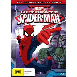 Ultimate Spider-Man: The Octopus and the Goblin (Season 1) - Film & TV Children & Family