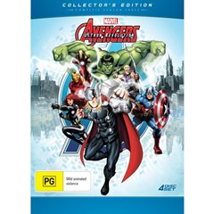 Avengers: Ultron Revolution - Season 3 (Collector