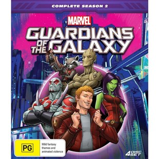 Guardians of the Galaxy (2015): Season 2 - Film & TV Animated