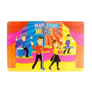 Wiggles Placemat by  (9319057060358) - General Merchandise