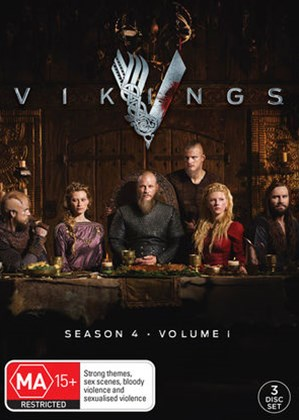 Vikings: Season 4 - Volume 1