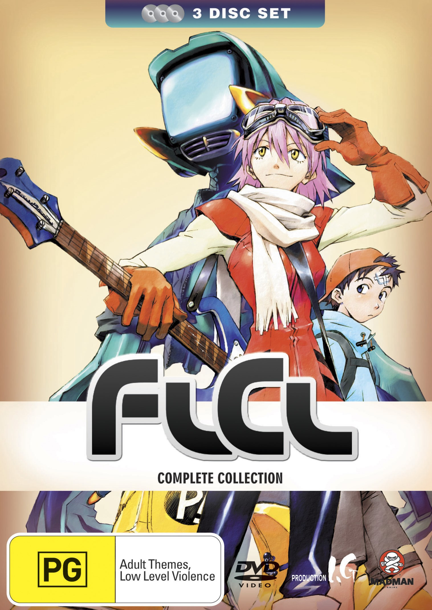 Flcl Collection (Slimpack)