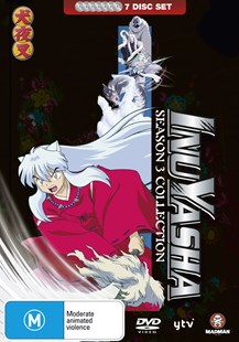 Inuyasha Season 3 Collection (Eps 55-81) - Film & TV Animated