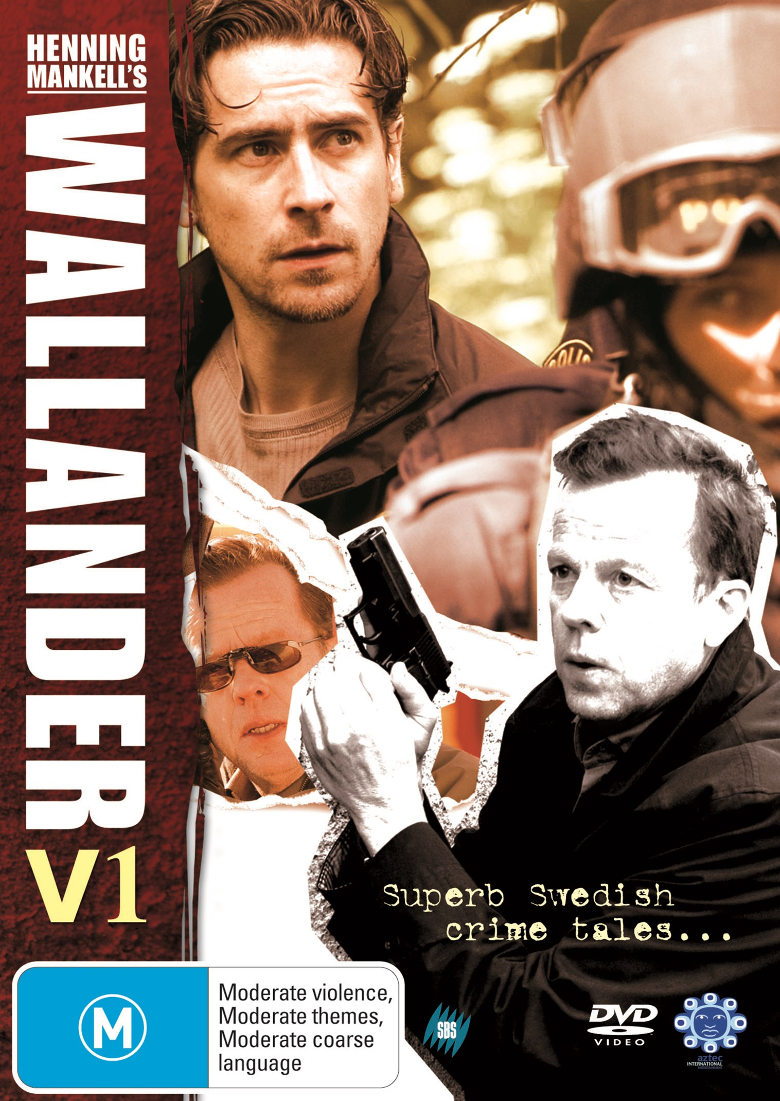 Wallander: Volume 1