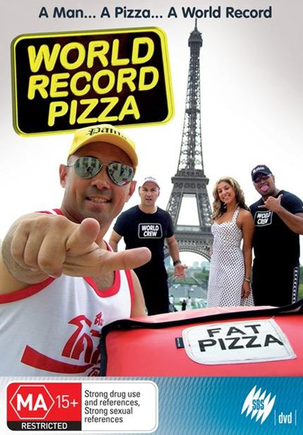 World Record Pizza