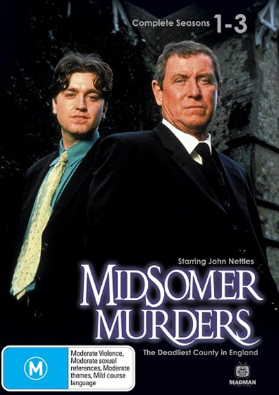 Midsomer Murders: Seasons 1 - 3