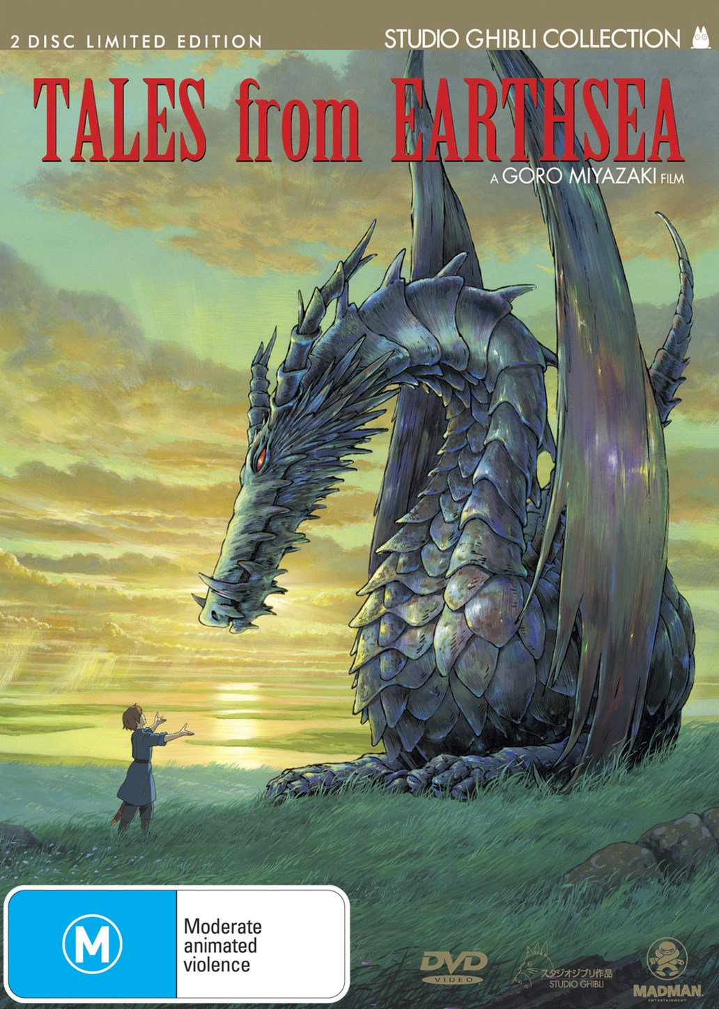 Tales from Earthsea (2 Disc Set)