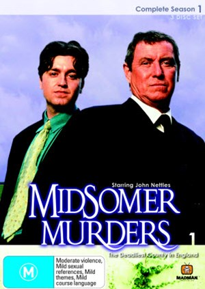 Midsomer Murders Season 1 (Single Case 3 DVD)
