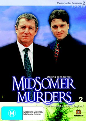 Midsomer Murders Season 2 (Single Case 2 DVD)