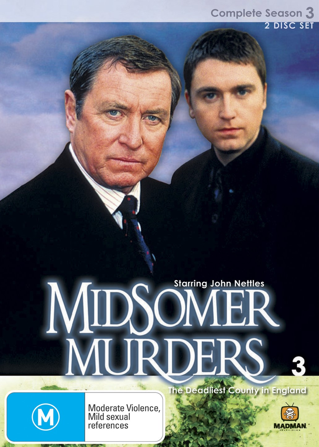 Midsomer Murders Season 3 (Single Case 2 DVD)