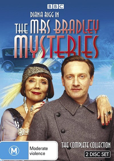 The Mrs Bradley Mysteries - The Complete Series