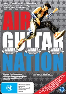 Air Guitar Nation - Film & TV Special Interest