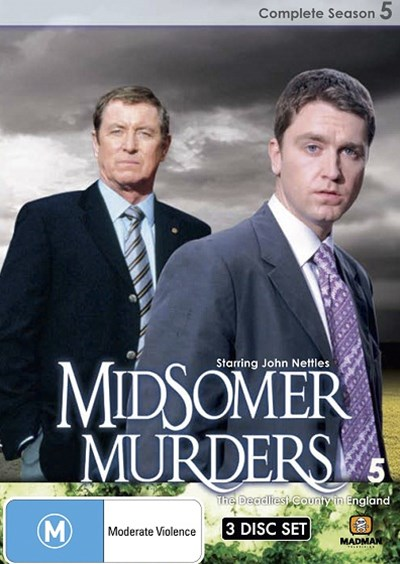 Midsomer Murders Season 5 (Single Case 3 DVD)