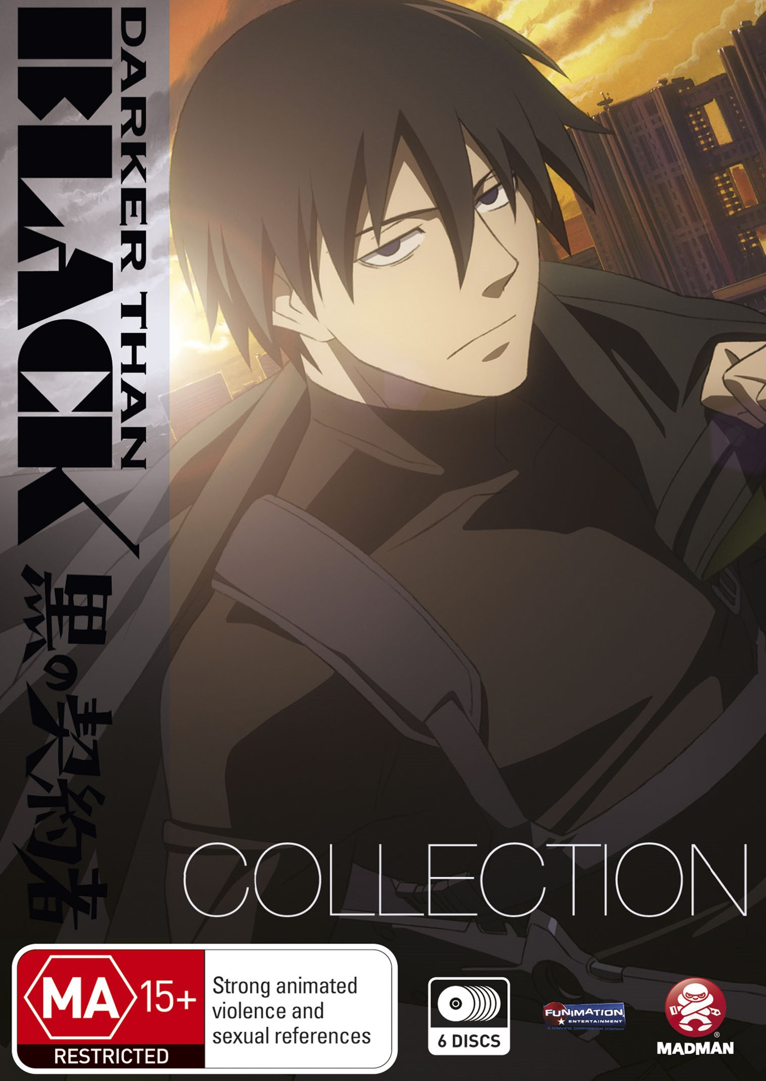 Darker Than Black: Collection