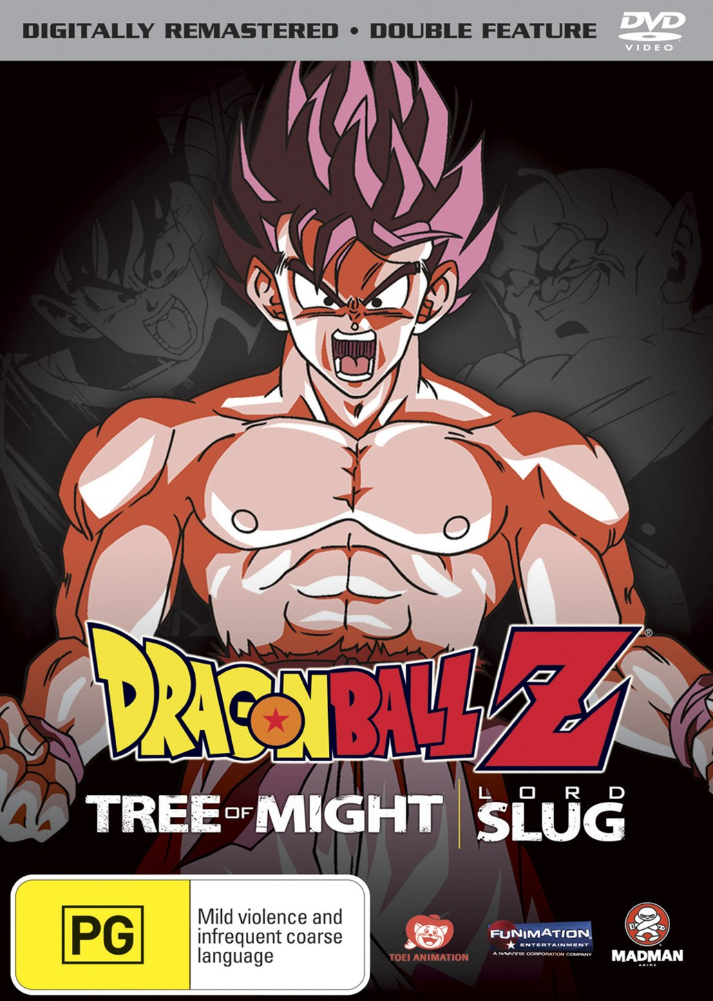 Dragon Ball Z Remastered Movie Collection (Uncut) V02 - Tree of Might / Lord Slug