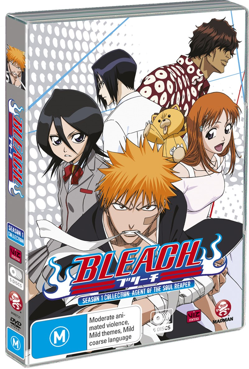 Bleach Collection 01 (Eps 1-20)