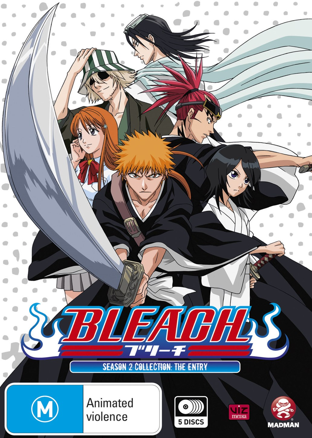 Bleach Collection 02 (Eps 21-41)