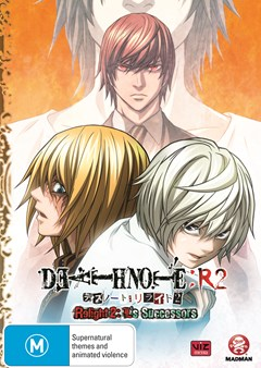 Death Note: Re-Light Two - L
