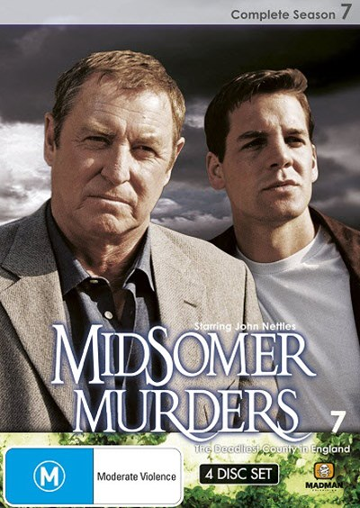 Midsomer Murders - Season 7 (Single Case Version)