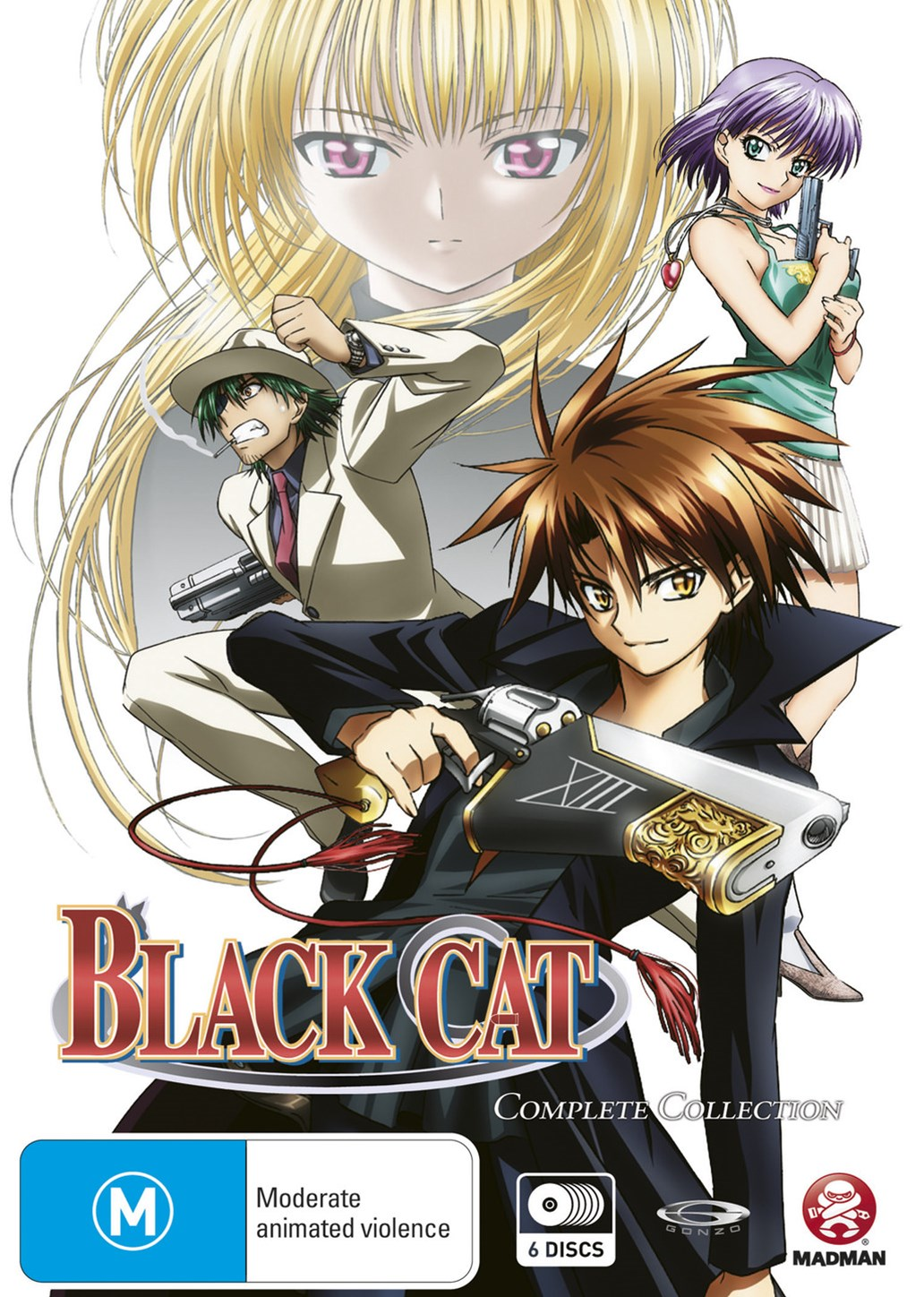 Black Cat Collection (Slimpack)