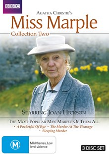 Agatha Christie's Miss Marple - Collection 2 (Single Case Edition) - Film & TV