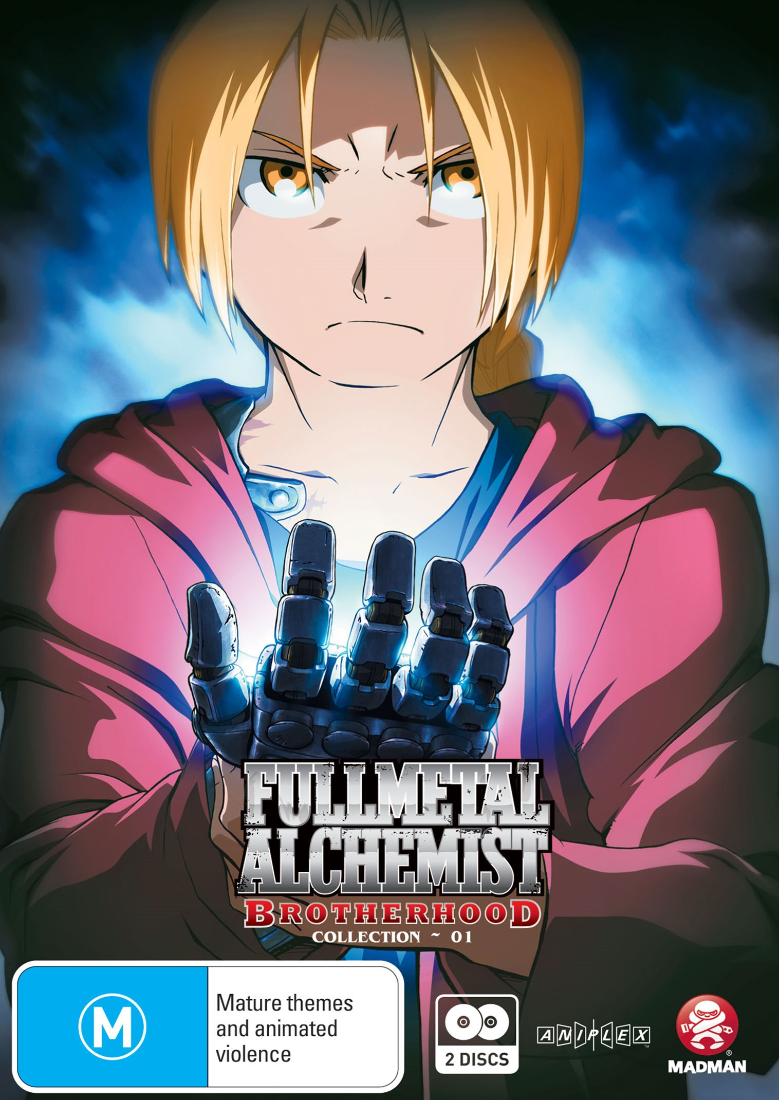 Fullmetal Alchemist: Brotherhood - Collection 1