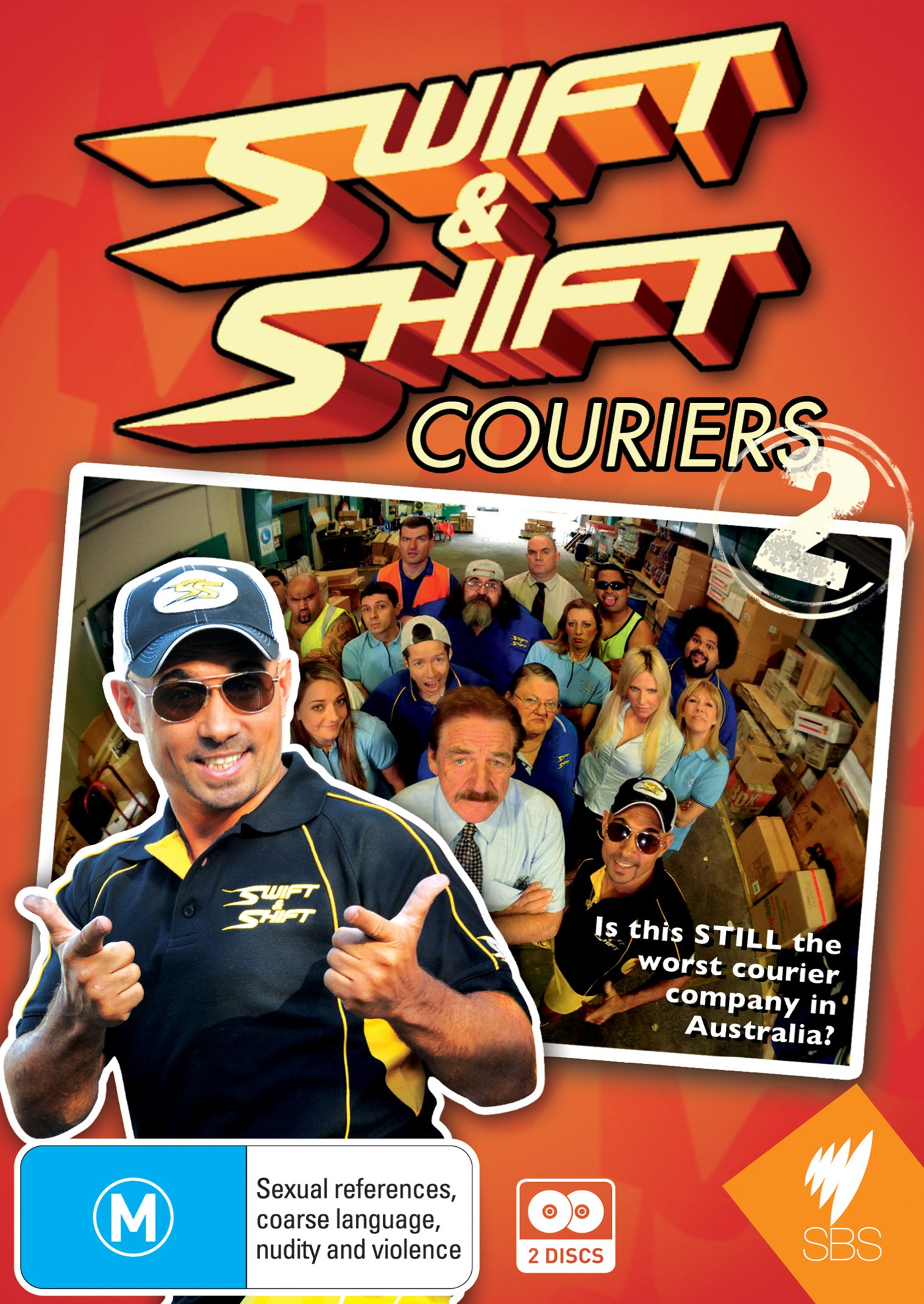 Swift & Shift Couriers - Series 2