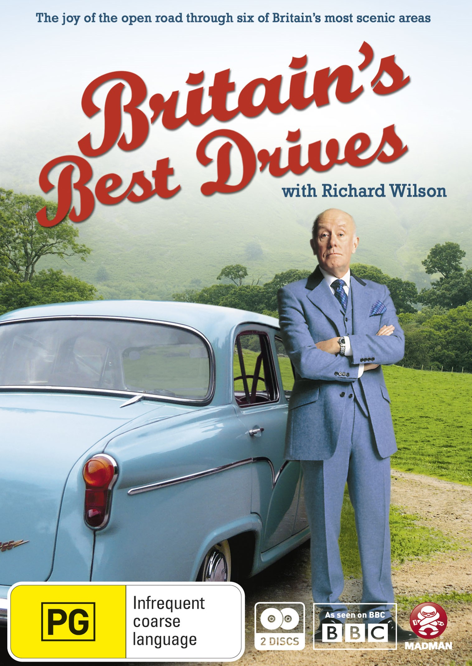 Britain's Best Drives - With Richard Wilson