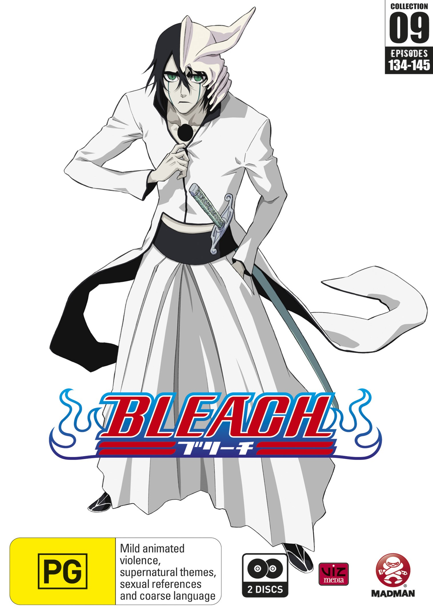 Bleach: Collection 09 (Eps 134-145)