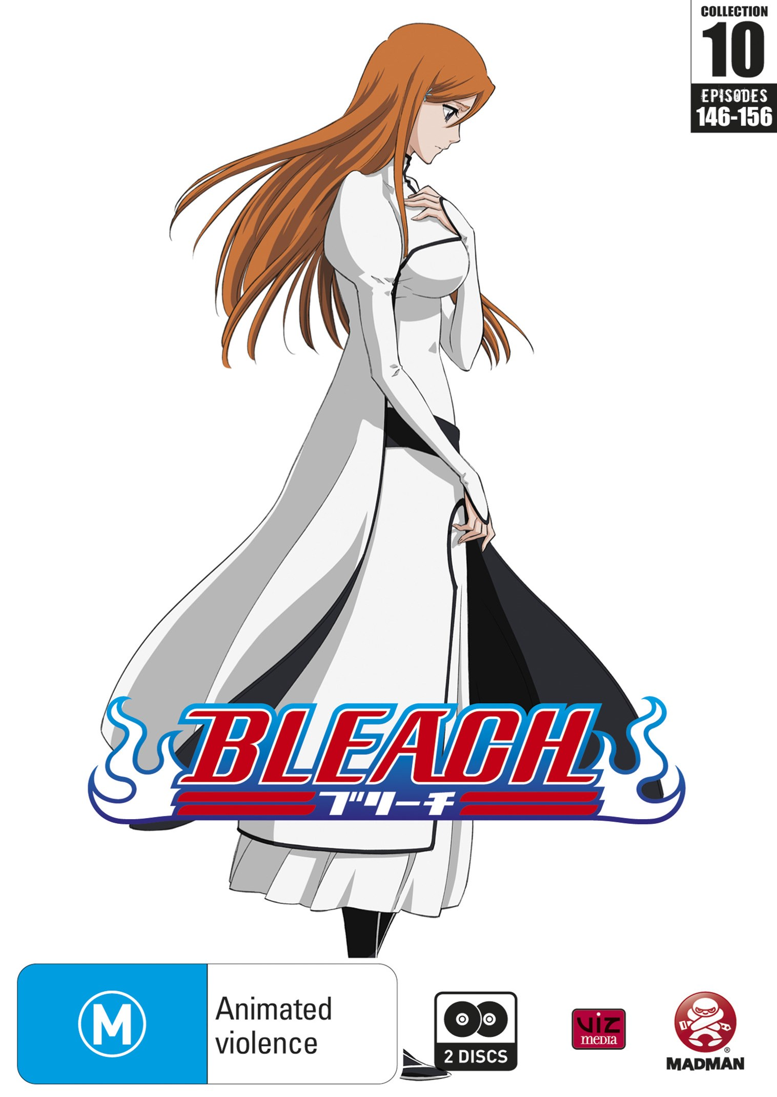 Bleach: Collection 10 (Eps 146-156)