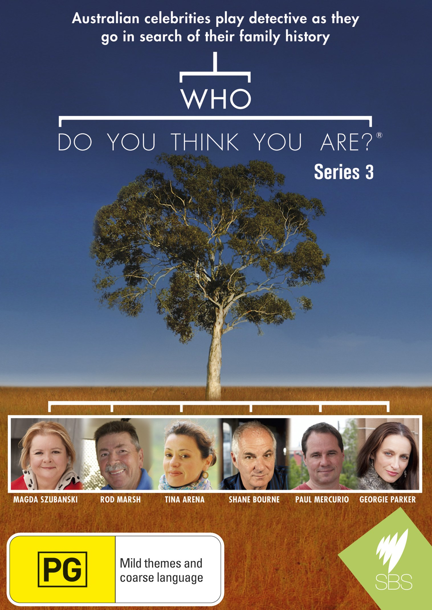 Who Do You Think You Are?: Series 3