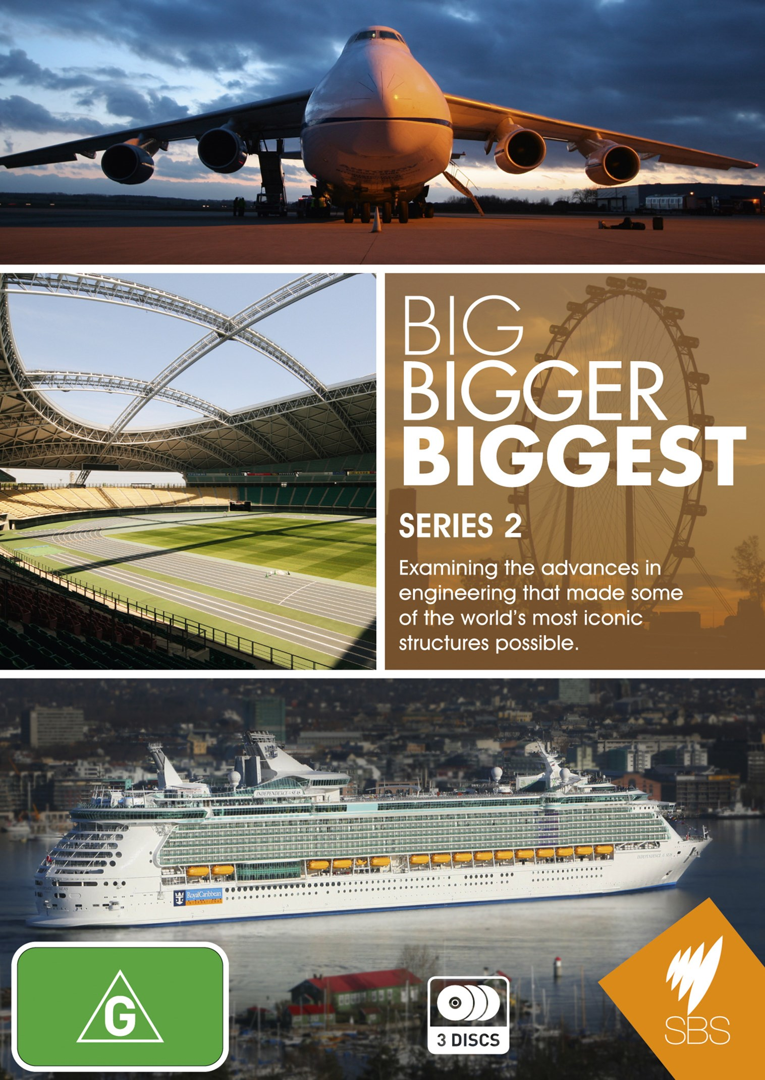 Big, Bigger, Biggest - Series 2